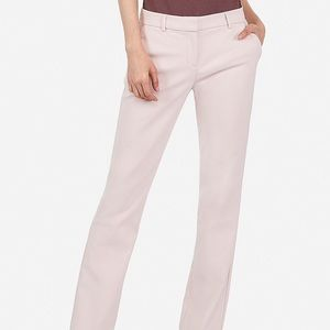 NWT Express Columnist Barely Boot Dress Pants